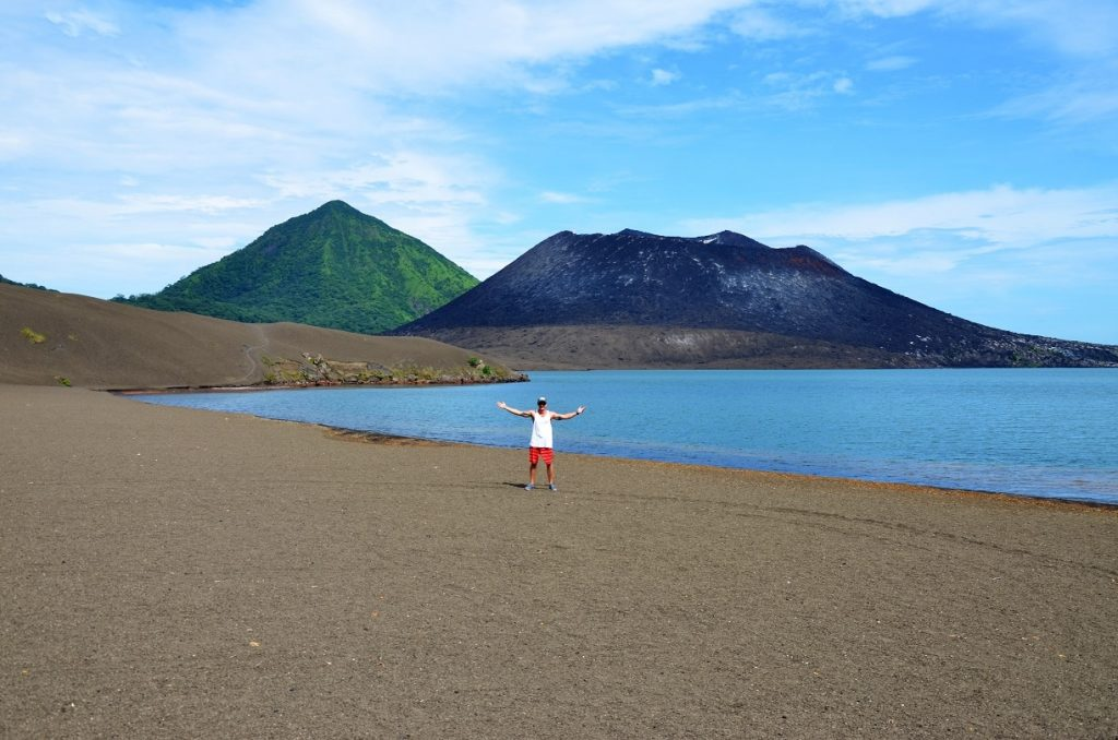 Rabaul adventure tour