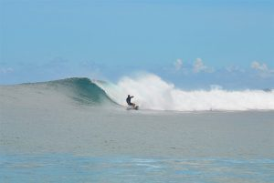 PNG surf season