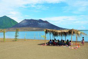 Rabaul Adventure Tour, Mt. Tavurvur